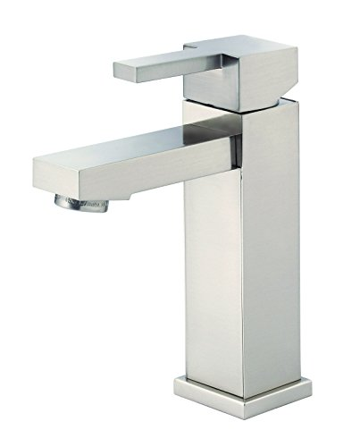chic Danze D222533BN Reef Single Handle Lavatory Faucet, Brushed Nickel