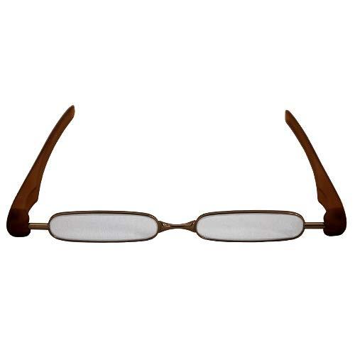 Podreader 휴대용 패션 시니어 글래스 안경 돋보기 차 +2.0