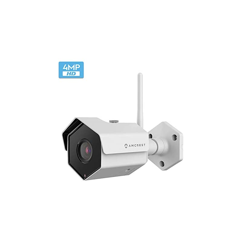 Amcrest 4MP IP Camera WiFi UltraHD Wirel
