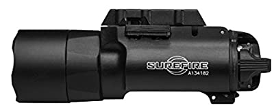 SureFire X300 Ultra High Ouput LED Weaponlight, Black