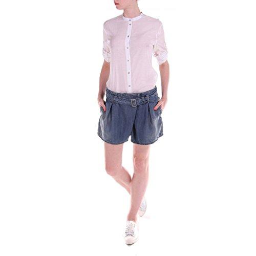 (DIESEL DE-JANIT Denim Shorts (27, Denim))