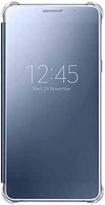 Funda Samsung Clear View Cover Ef-za510cbegww Black para Galaxy A5 (2016): Amazon.es: Electrónica