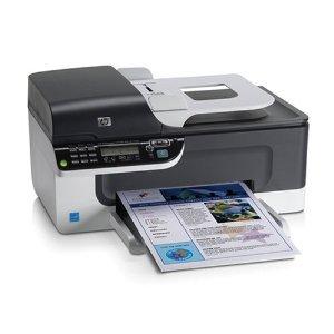 amazon com hp officejet j4540 all in one office products rh amazon com HP J4550 Won't Print Black HP J4550 Install