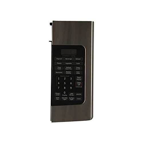 oven control panel ge - 7