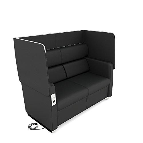 Lounge Seating Series - OFM 2202-MDN Morph Series Soft Seating Sofa