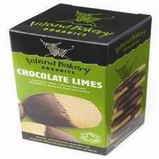 Island Bakery - Island Bakery - Chocolate Limes - 150g
