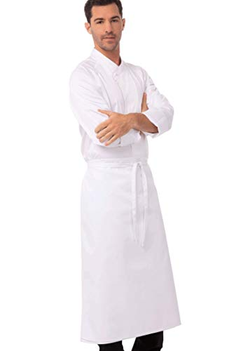 Chef Works Unisex Four-Way Apron, White, One Size - http://coolthings.us