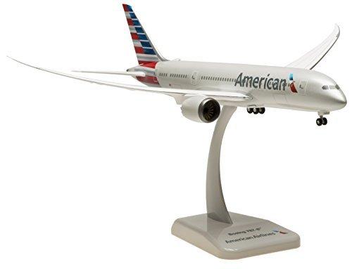 Hogan HG4975G American Airlines Boeing 787-8 Dreamliner 1:200 Scale REG#N800AN