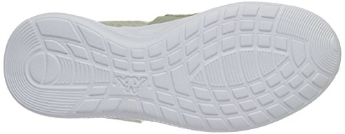 Kappa Women's Cosy Loafers Grey (Stone/White 1210) asxT6a1NU