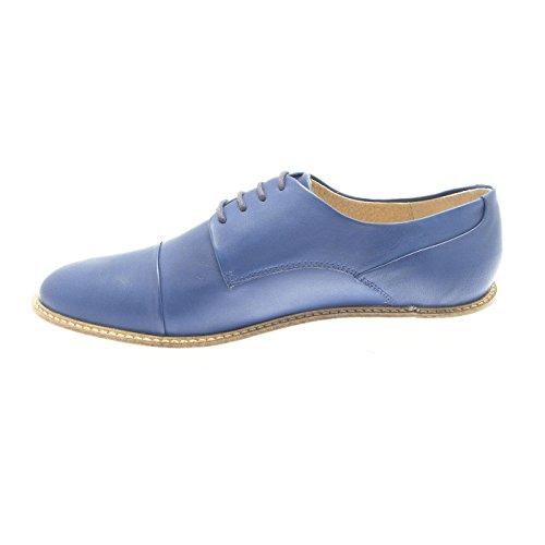 Women's Flats Flats Loafer Blue Women's BPRIVATE BPRIVATE Loafer BPRIVATE Blue q5IwPwg