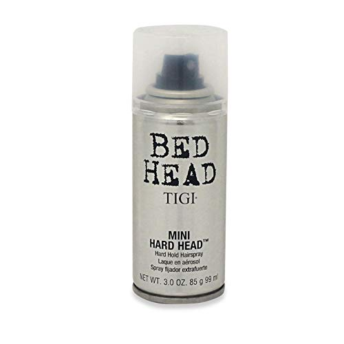 - Bed Head HARD HEAD Hard Hold Hairspray