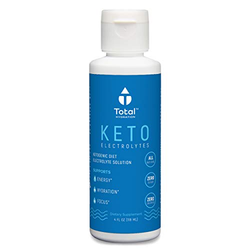 Keto Electrolyte Drops Concentrate Rehydration