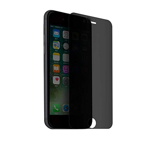 Supersks Compatible/Replacement for Anti-Spy Anti-Glare Anti-Scratch Tempered Glass Screen Protector Privacy Screen Protector for iPhone 7 Plus 8 Plus 5.5
