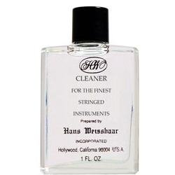 Hans Weisshaar Cleaner for String Instruments
