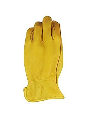 Fairfield Glove Premium Deerskin Leather Work Glove Up to 3XL! (GB1801)