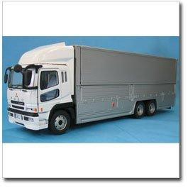 1/36 大型ウィングトラック(シルバー×ホワイト) 「ダイヤペット トラックコレクション」 DK-5019