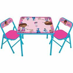 Doc McStuffins Erasable Activity Table and Chair Set  sc 1 st  Amazon.com & Amazon.com: Doc McStuffins Erasable Activity Table and Chair Set: Baby