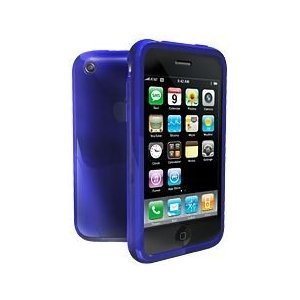 Iskin Iphone Case (iSkin Solo for iPhone 3G/3GS - Blue)