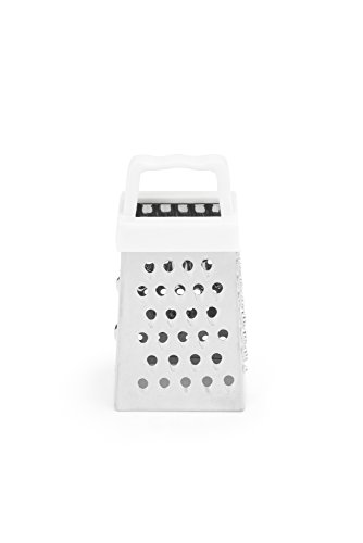 Fox Run 5523 Mini Grater, Stainless Steel, 2.5-Inch (Mini Cheese Grater)