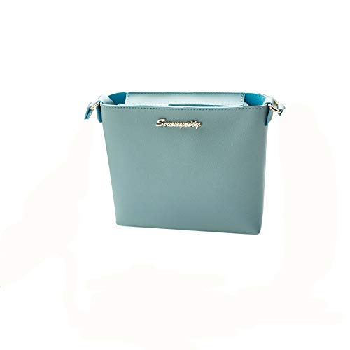 Fashion Phone Bag Purse Handbags AfterSo Womens Girls Gift Blue ()