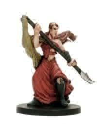 D & D Minis: Half-Elf Sorcerer # 20 - Dragoneye