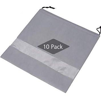Amazon.com: Tinton Life - Juego de 10 bolsas de tela no ...