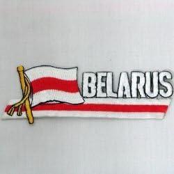 Iron on Belarus Patch