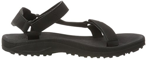 Teva Women's Winsted S Sports and Outdoor Lifestyle Sandal Black (Black) Gk9ALIT