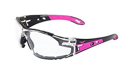12aaa7b1db Amazon.com  Global Vision Eyewear Pink-IT CL Pink-It Women s Safety ...