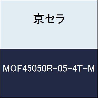 京セラ 切削工具 カッター MOF45050R-05-4T-M  B079Y2V239