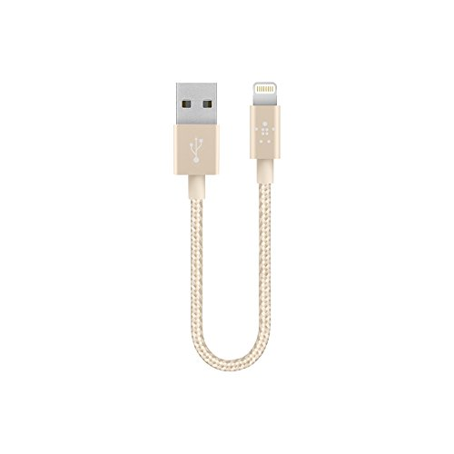 Belkin Certified Metallic Lightning Inches