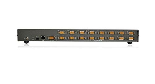 IOGEAR 16-Port IP Based KVM Kit with PS/2 and USB KVM Cables, GCS1816iKIT by IOGEAR (Image #1)
