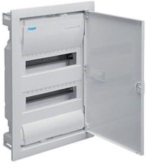 REV Kleinverteiler Sicherungskasten 2-reihig Türe Verteiler UP Unterputz