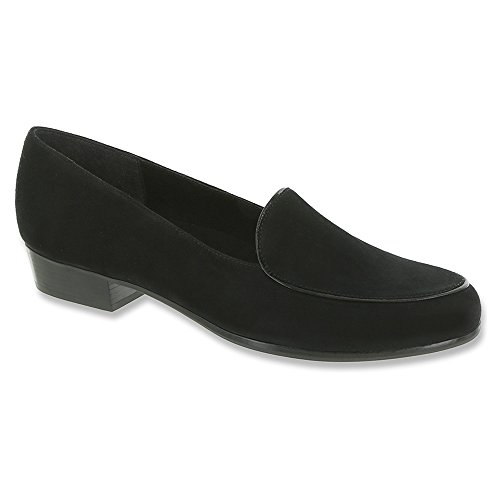 5bf715616cd chic Munro Women s Mallory Black Suede 8 N - snipe.no