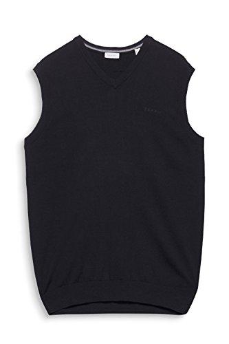 Esprit Pull black Homme 001 Noir 7r7ROw6qZ