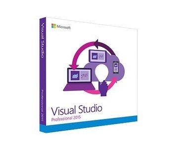 Ms Visual Studio 2015 Enterprise Full Retail Software