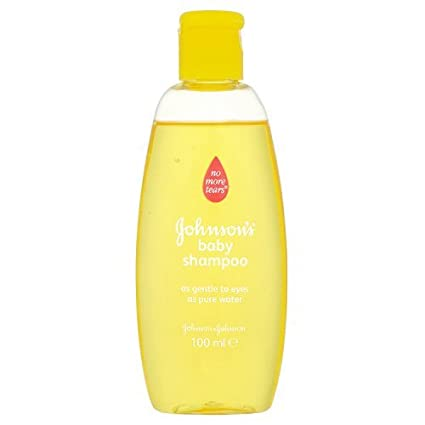 Johnson's Baby Shampoo, 100ml Johnson' s Baby Shampoo Johnson and Johnson 4100102