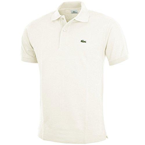 Lacoste Herren Poloshirt Gelb Giallo (Vanilla Plant CBQ) XXL