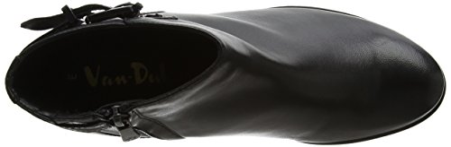 Van Dal Women's Porter Ankle Boots Black (Black 120) 5cYwOA
