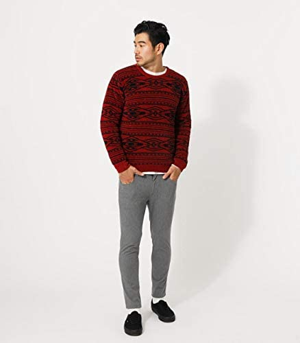 セーター 【MEN'S】CHIMAYO MOLE C/N KNIT 251CAY70-024I