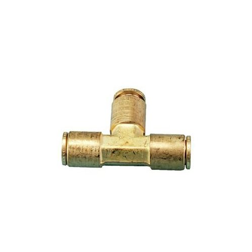 Orbit Underground 92120L Brass Slip-Lok Tee, 3/8-Inch by Orbit Underground