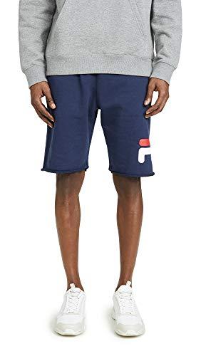 Fila Men's George Logo SweatShorts
