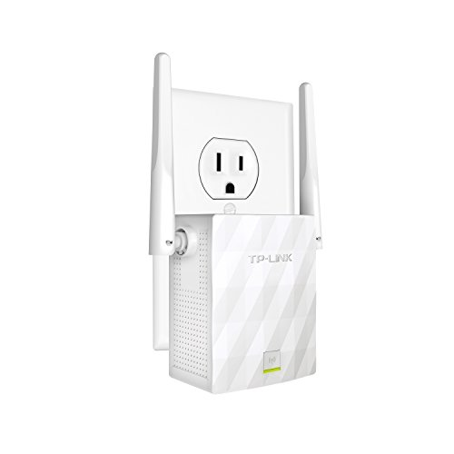 TP-Link N300 WiFi Range Extender|WiFi Extender|wireless repeater|WiFi Booster w/ External Antenna for Better Home Coverage(TL-WA855RE)
