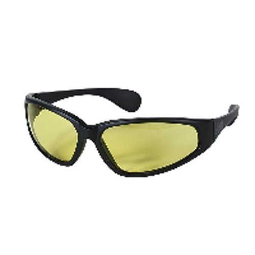 Shooting Glasses Yellow Lenses - VooDoo Tactical 02-8598017000 Military Glasses, Black Frame/Yellow Lens
