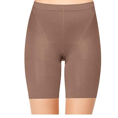 Spanx Tummy Control Pantyhose - SPANX In-Power Line Firm Control Power Panties, C, Cocoa