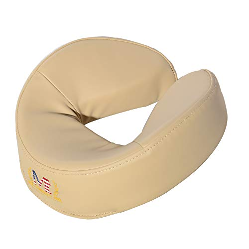Master Massage LeafTalk Universal Headrest Face Cushion/Face Pillow for Massage Table