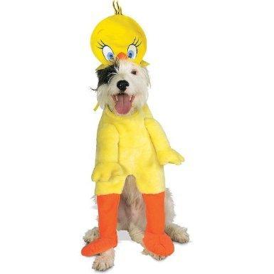 Rubie'S Tweety Pet Costume Style: 52001-YLW Size: (Tweety Bird Head Costume)