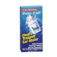 (Swim-Ear, Clears Trapped Ear-Water Drying Aid - 1 Oz (29.57 Ml) by Swim)