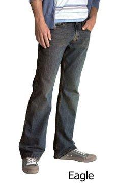 Levi's 527 Low Rise Boot Cut Jean (32X32, 3910-EAGLE)