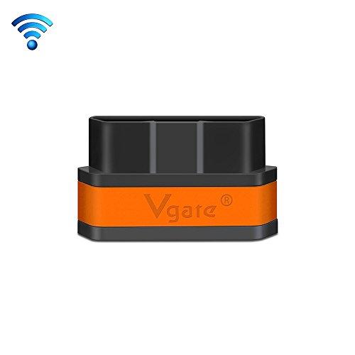 Vgate ELM327 Scanner Diagnostic black_orange